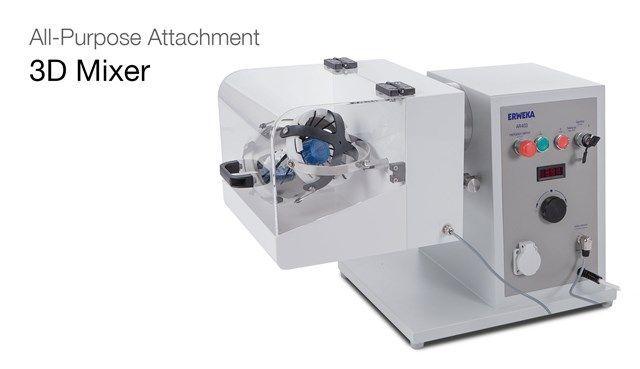 ERWEKA - 3D Mixer