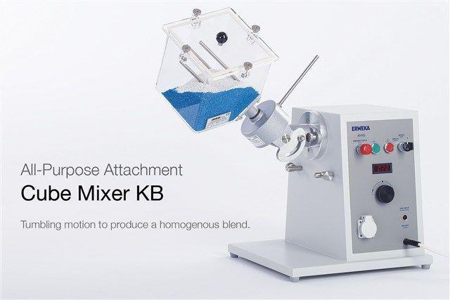 ERWEKA - Cube Mixer KB