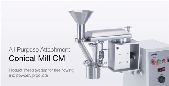 ERWEKA - Conical Mill CM