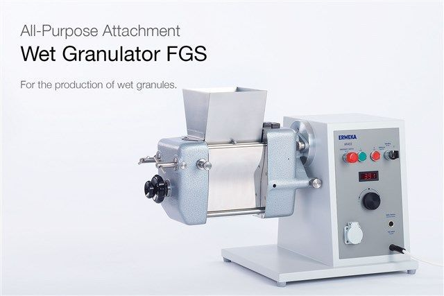 ERWEKA - Wet Granulator FGS