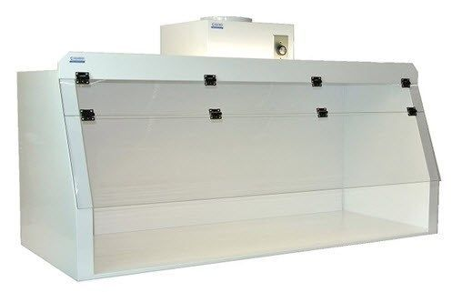 Cleatech - 1100 series Chemical Resistant Fume hoods