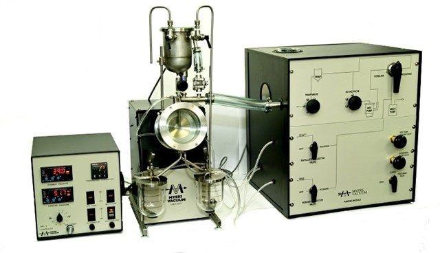 Myers-Vacuum - Lab 3 Centrifugal Distillation System