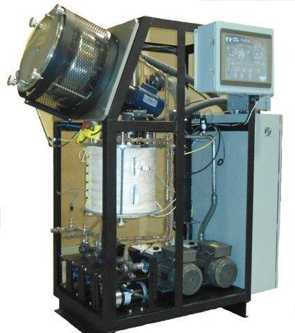 Myers-Vacuum - Pilot 15 Centrifugal Distillation System