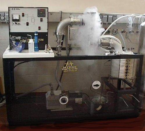 Myers-Vacuum - VDG-5 Vacuum Pot Degasser Vessels