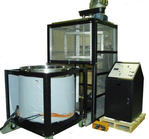 Myers-Vacuum - VDG-55 Vacuum Degasser Vessels