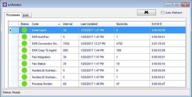 Psyche Systems - e.Monitor