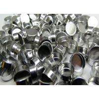 Thermal Support - Aluminum 6.7mm x 2.7mm Sample Pan