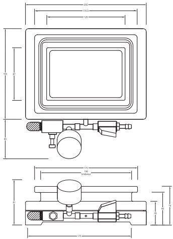 Porvair Sciences - Universal Robotic manifold