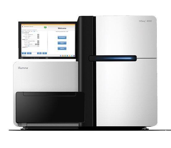 Illumina - HiSeq 3000/4000 Systems