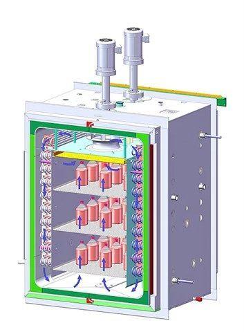 BMT USA - Ventipro Steam-Air-Mixture Sterilizer