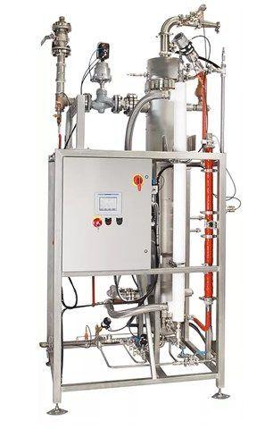 BMT USA - Steam-To Steam Pure & Clean Steam Generators