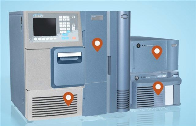 Waters - Alliance HPLC System