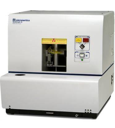 Micromeritics - SediGraph® III 5120