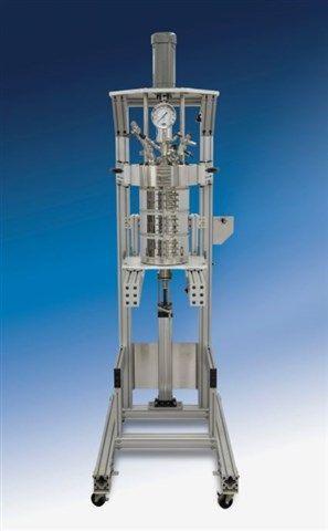 Parr Instrument Company - Series 4555 Floor Stand Reactors