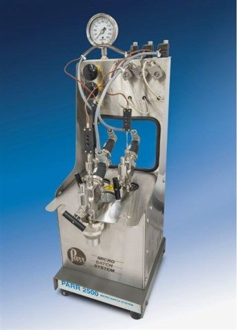Parr Instrument Company - Series 2500 Micro Batch System