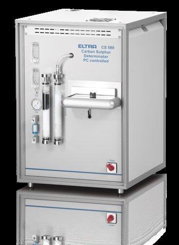 ELTRA - Carbon / Sulfur Analyzer CS-580