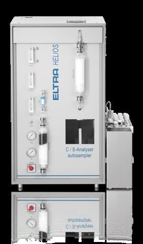 ELTRA - Carbon / Sulfur Analyzer CS-580A