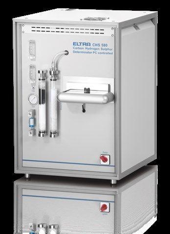 ELTRA - Carbon / Hydrogen / Sulfur Analyzer CHS-580