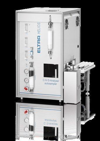 ELTRA - Carbon / Hydrogen / Sulfur Analyzer CHS-580A