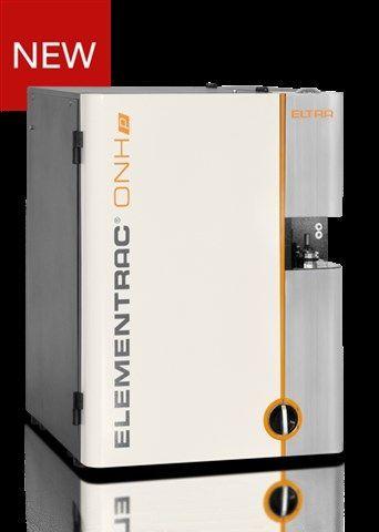 ELTRA - Oxygen / Nitrogen / Hydrogen Analyzer ELEMENTRAC ONH-p