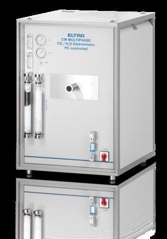 ELTRA - Carbon / Water Analyzer CW-800M