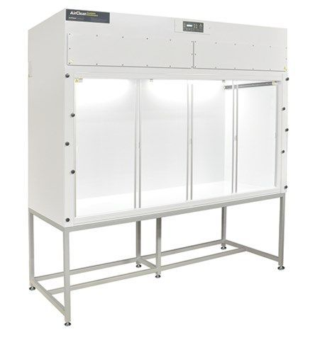 AirClean® Systems - Polypropylene Vertical Laminar Flow Enclosure