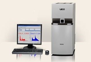 LECO Corporation - 632 Series - Sulfur and Carbon in Organic Samples