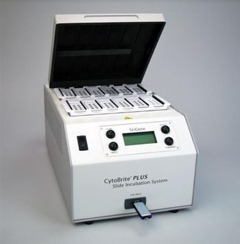 SciGene Corporation - CytoBrite Slide Incubation System