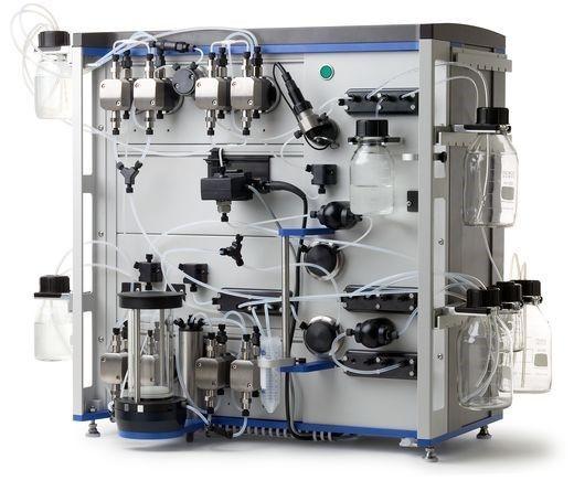 GE Healthcare - ÄKTAcrossflow tangential flow filtration system