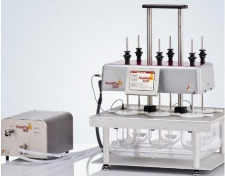Pharmatest USA - PTWS120D Entry Level Dissolution Apparatus