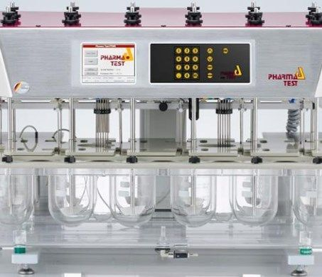 Pharmatest USA - PTWS 1220 12 Vessel Dissolution Apparatus