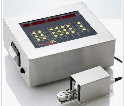 Pharmatest USA - PT-MT3 Magnetic Tablet for Hardness Tester Qualification