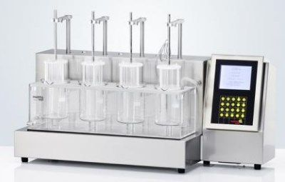 Pharmatest USA - PTZAuto Series - Semi-Automated Disintegration Testing