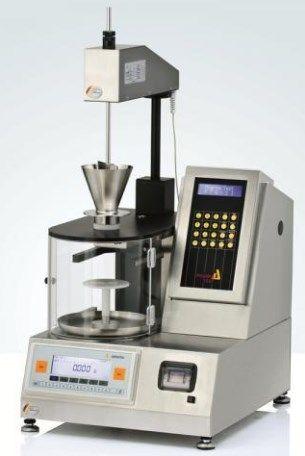 Pharmatest USA - PTG-S4 Powder Flowability and Characterization Tester