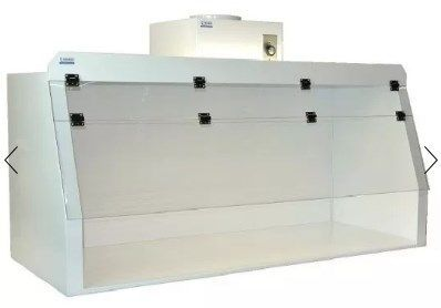 Cleatech - 32 in. Ducted Fume Hood Chemical Resistant Polypropylene