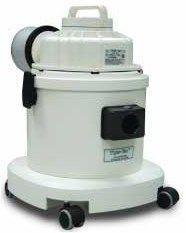 Tiger-Vac - Tiger-Vac CR-1 ULPA 4 Gallons Cleanroom Vacuum , Dry Recovery