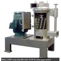 Hosokawa Micron Powder Systems - MIKRO LGM LONG GAP MILL