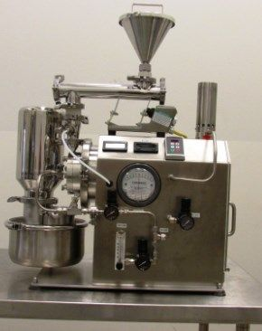 Hosokawa Micron Powder Systems - MIKRO LPM LABORATORY PIN MILL