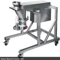 Hosokawa Micron Powder Systems - ALPINE BEXMILL CONICAL MILL