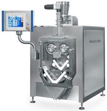 Hosokawa Micron Powder Systems - ALPINE PHARMAPAKTOR APC C