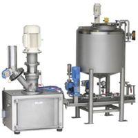Hosokawa Micron Powder Systems - SCHUGI FLEXOMIX AGGLOMERATION SYSTEM
