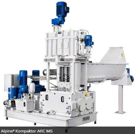 Hosokawa Micron Powder Systems - ALPINE KOMPAKTOR ARC MS