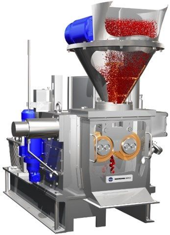 Hosokawa Micron Powder Systems - ALPINE KOMPAKTOR ARC CS