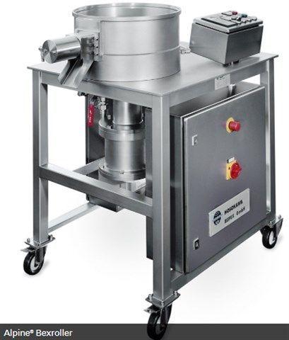 Hosokawa Micron Powder Systems - Alpine Bexroller