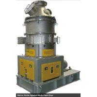Hosokawa Micron Powder Systems - MICRON XERBIS AGITATED MEDIA FLASH DRYER