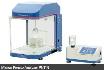 Hosokawa Micron Powder Systems - MICRON PENETO ANALYZER PNT-N