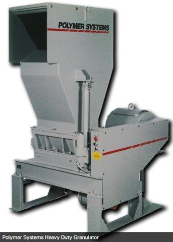 Hosokawa Micron Powder Systems - POLYMER SYSTEMS HEAVY DUTY GRANULATOR