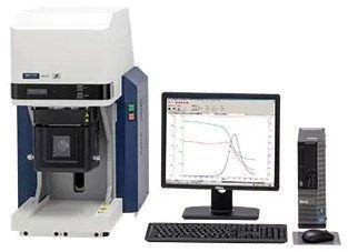 Hitachi - Dynamic Mechanical Analyzer DMA7100