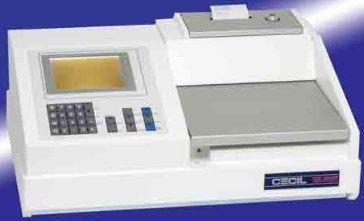 Buck Scientific - Cecil 2031 Near UV/VIS Printing Spectrophotometer 325-1000nm