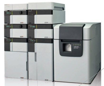 Shimadzu - LCMS-2020 Single Quadrupole Liquid Chromatograph Mass Spectrometer (LC/MS)